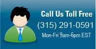 Call Us Toll Free. (315) 555-555